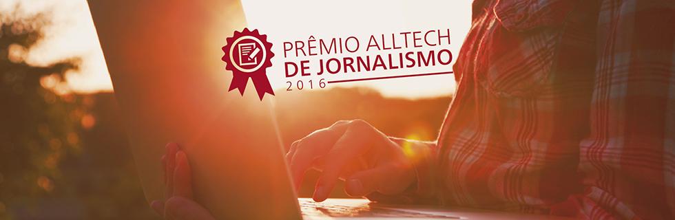 Prêmio Alltech de Jornalismo 2016