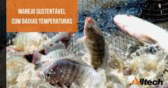Inverno exige atenção redobrada na aquicultura brasileira