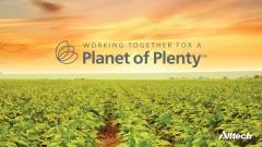 Alltech se compromete a trabalhar juntos por um Planeta de Abundância